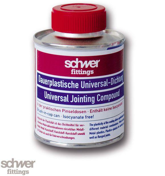 Universal-Dichtmittel - sicheres Abdichten von Flächen und Rohrverschraubungen, universell einsetzbar, enthält keine Isocyanate!