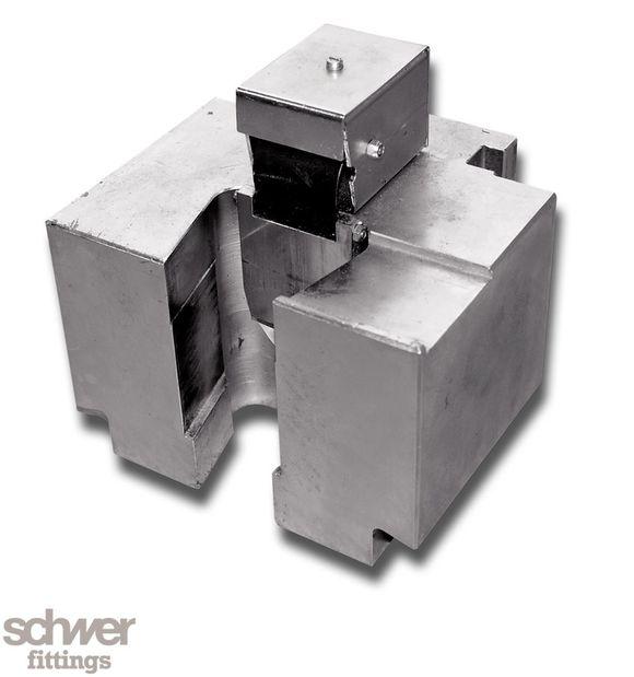 VARO Vorsatzgerät für Rohrbördelung 37° - für Rohrbördelung 37° mit O-Ring